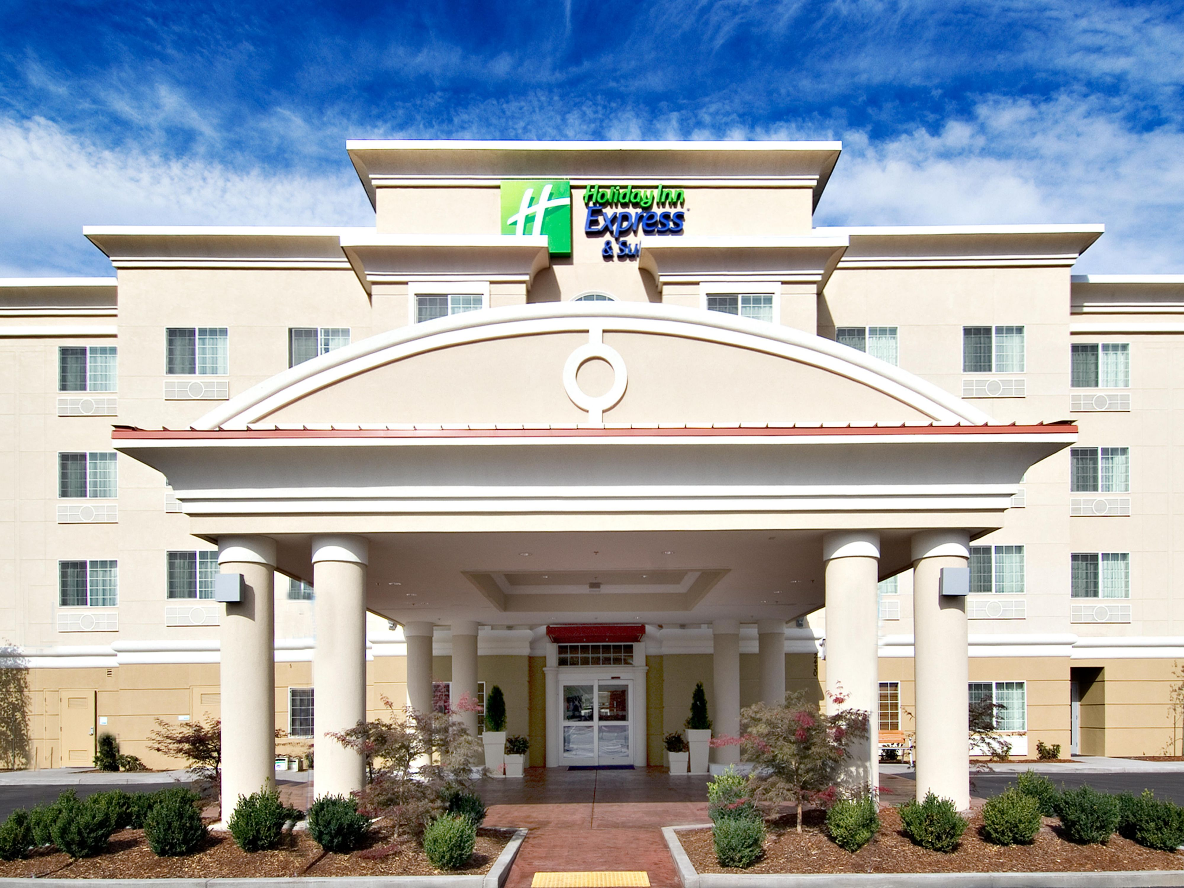 Holiday Inn Express Suites Klamath Falls Central Hotel By IHG