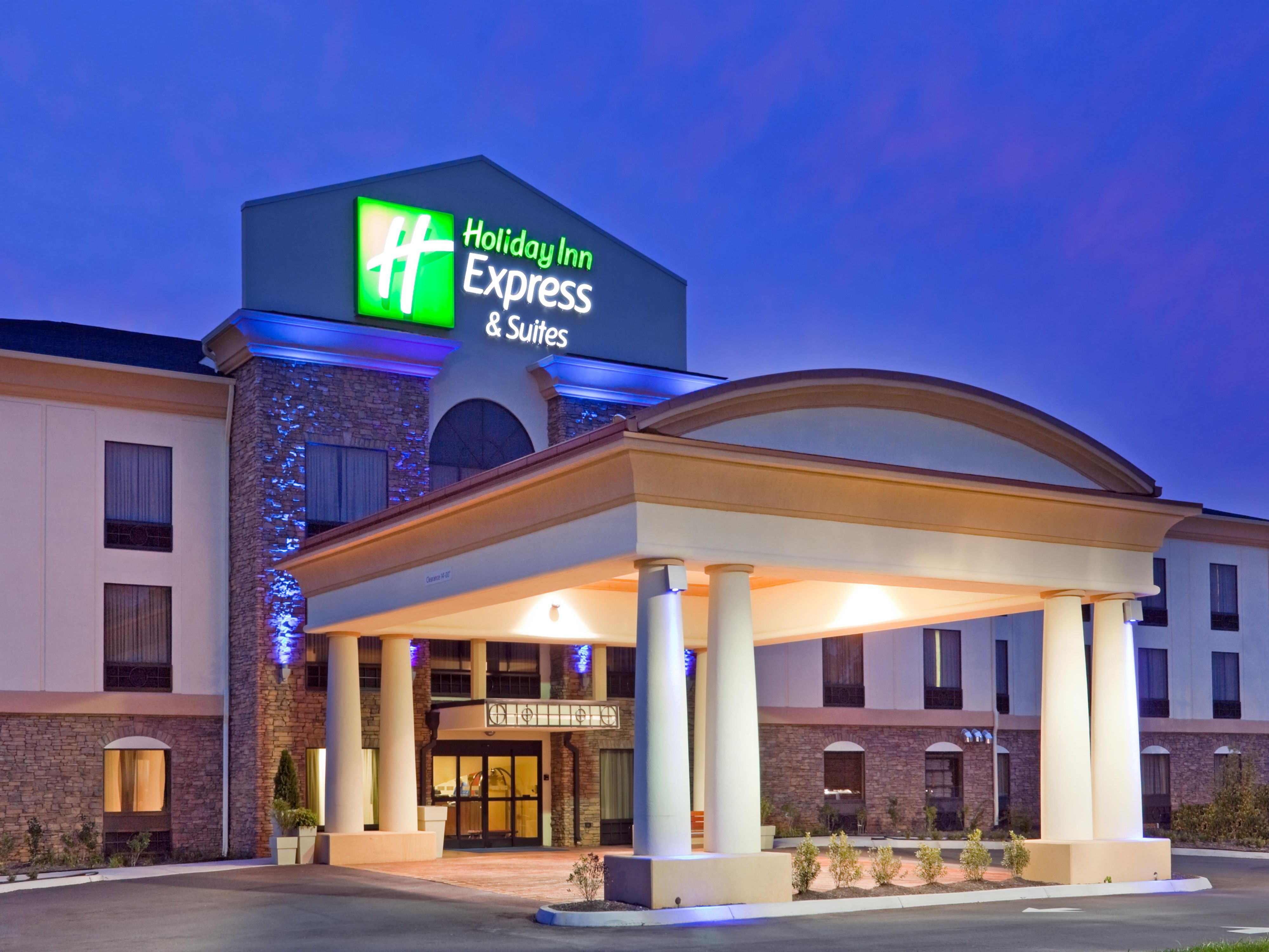 Holiday inn express suites knoxville farragut hotel by ihg reheart Gallery