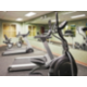 Our complimentary fitness center includes new equipment