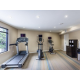 Keep up with your fitness routine in our new 24hr fitness center