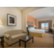 Enjoy a spacious king suite. One of the favorites among our guests