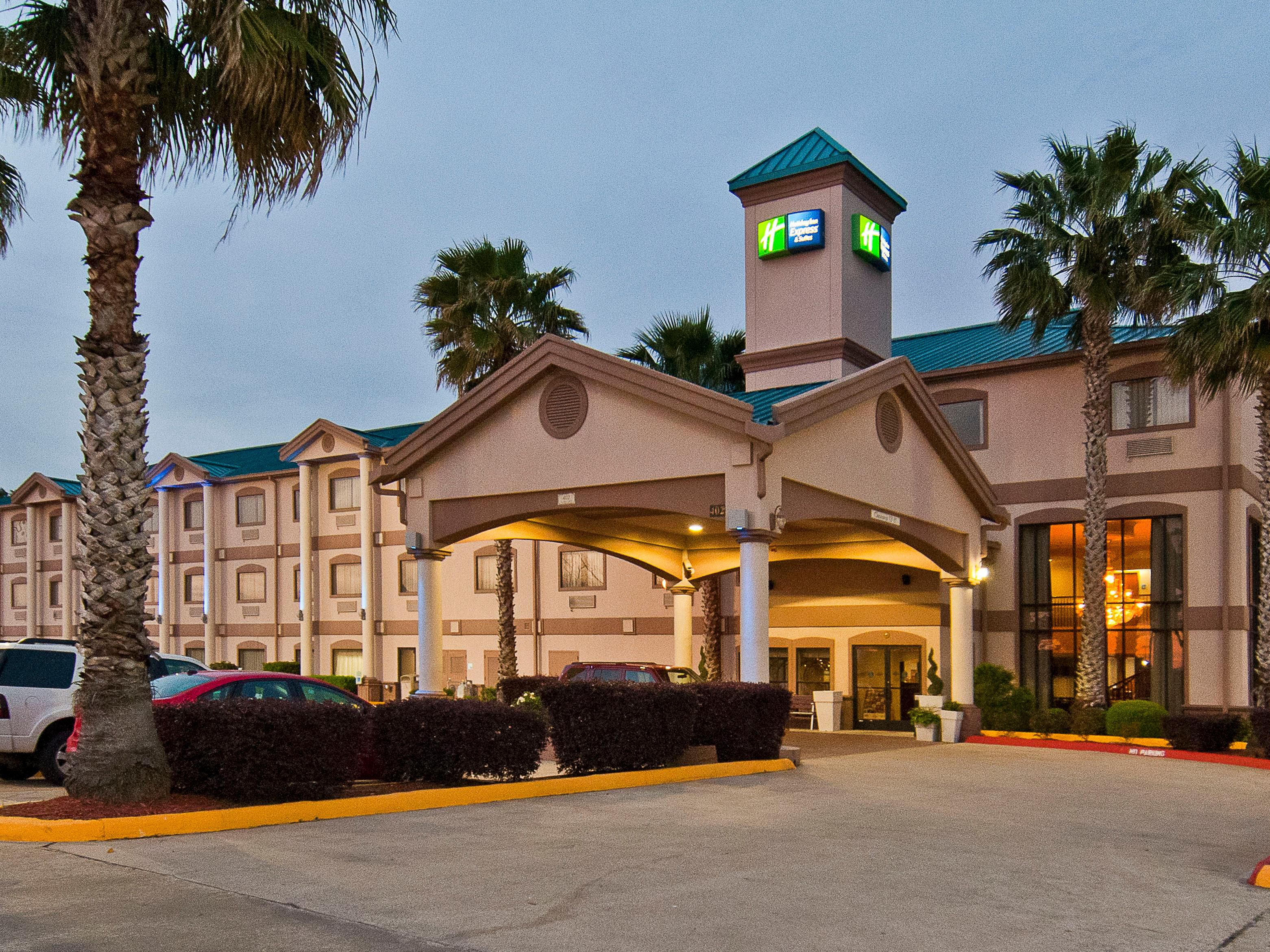 Holiday Inn Express & Suites Lake Charles