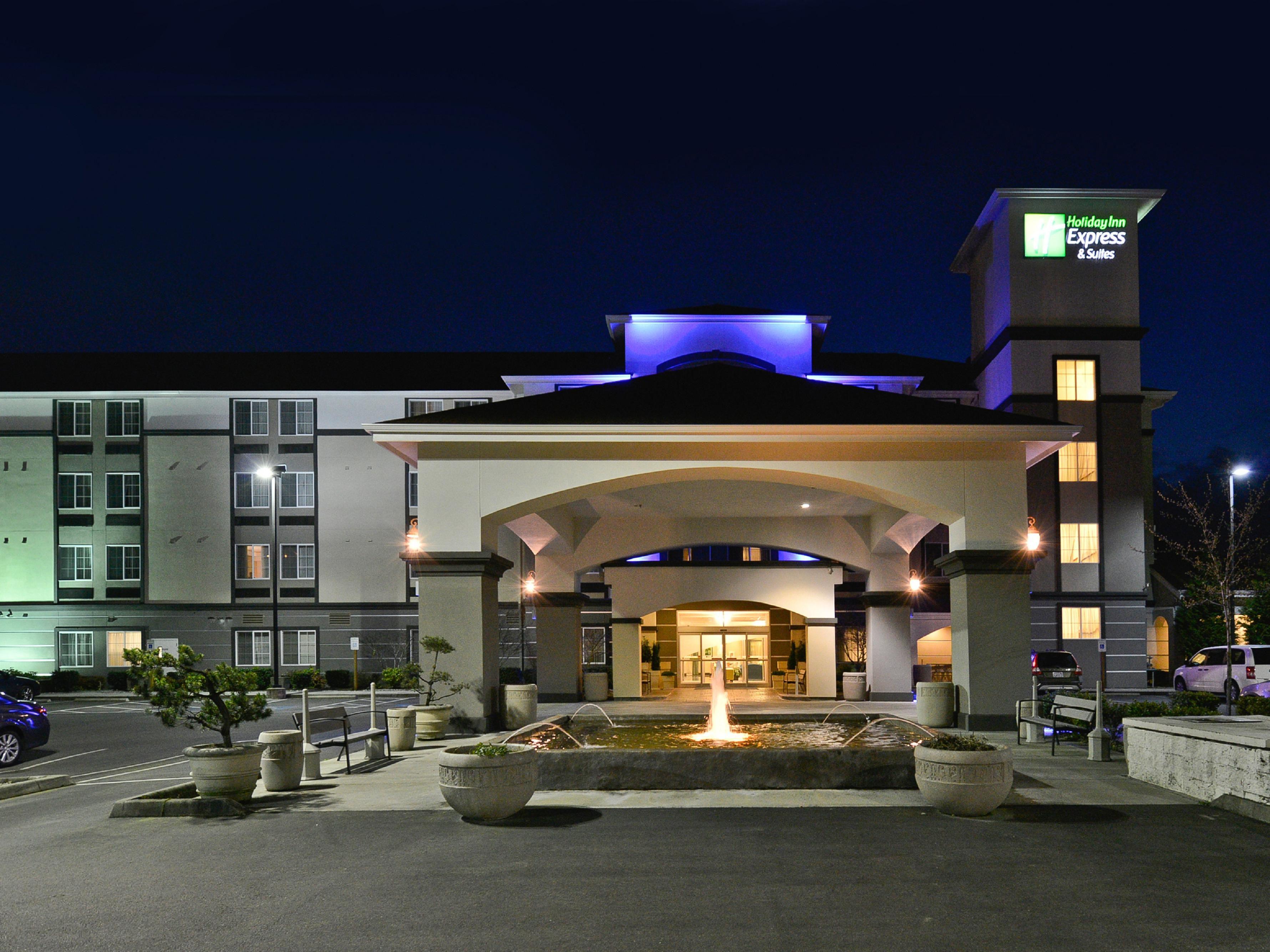 Holiday Inn Express Suites Tacoma South Lakewood In Lacey Washington