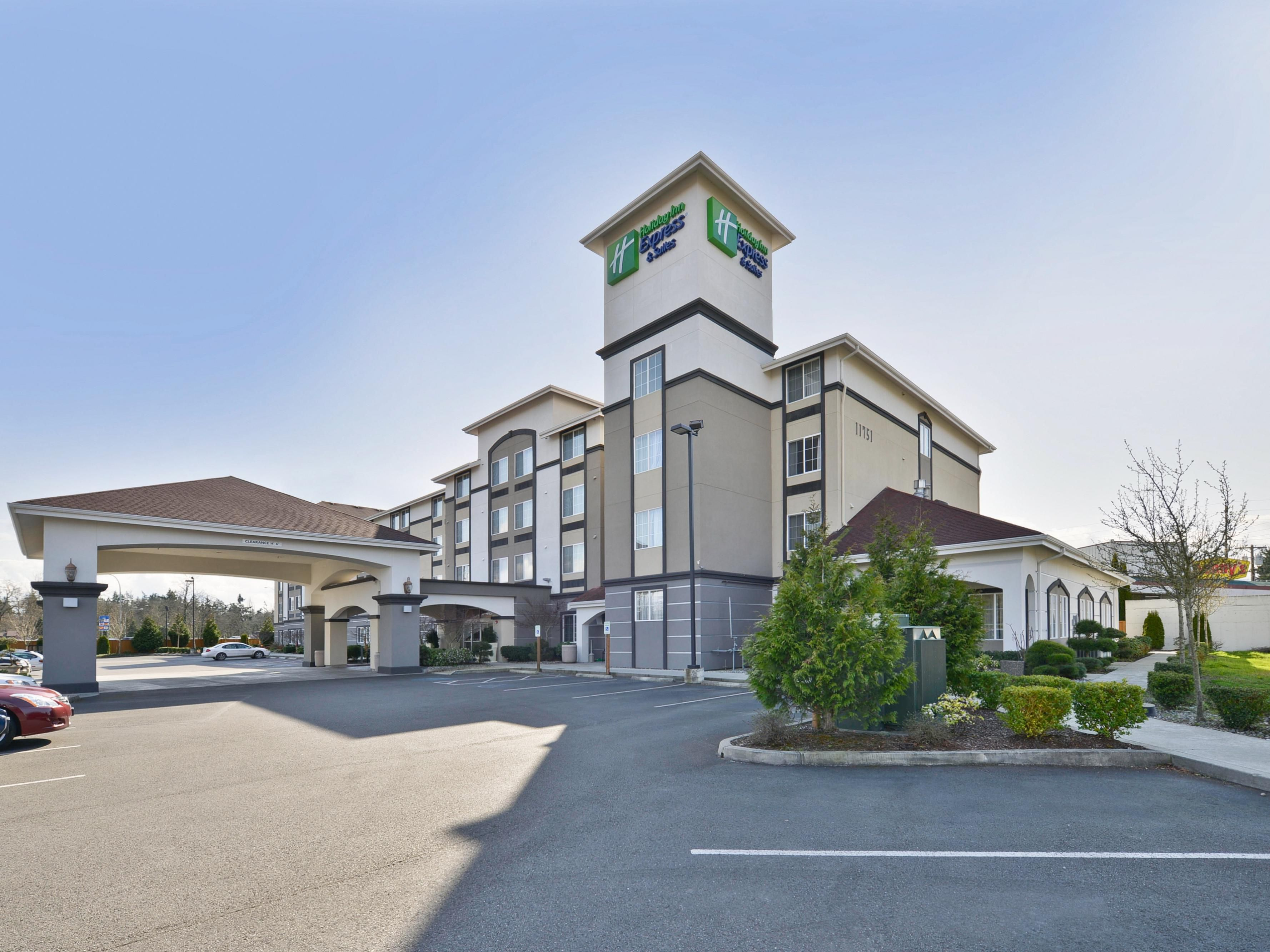 holiday inn express suites tacoma south lakewood hotel reviews rh ihg com