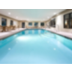 Enjoy plenty of room for everyone in our indoor heated pool.
