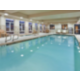 Take a dip in our indoor, heated pool.