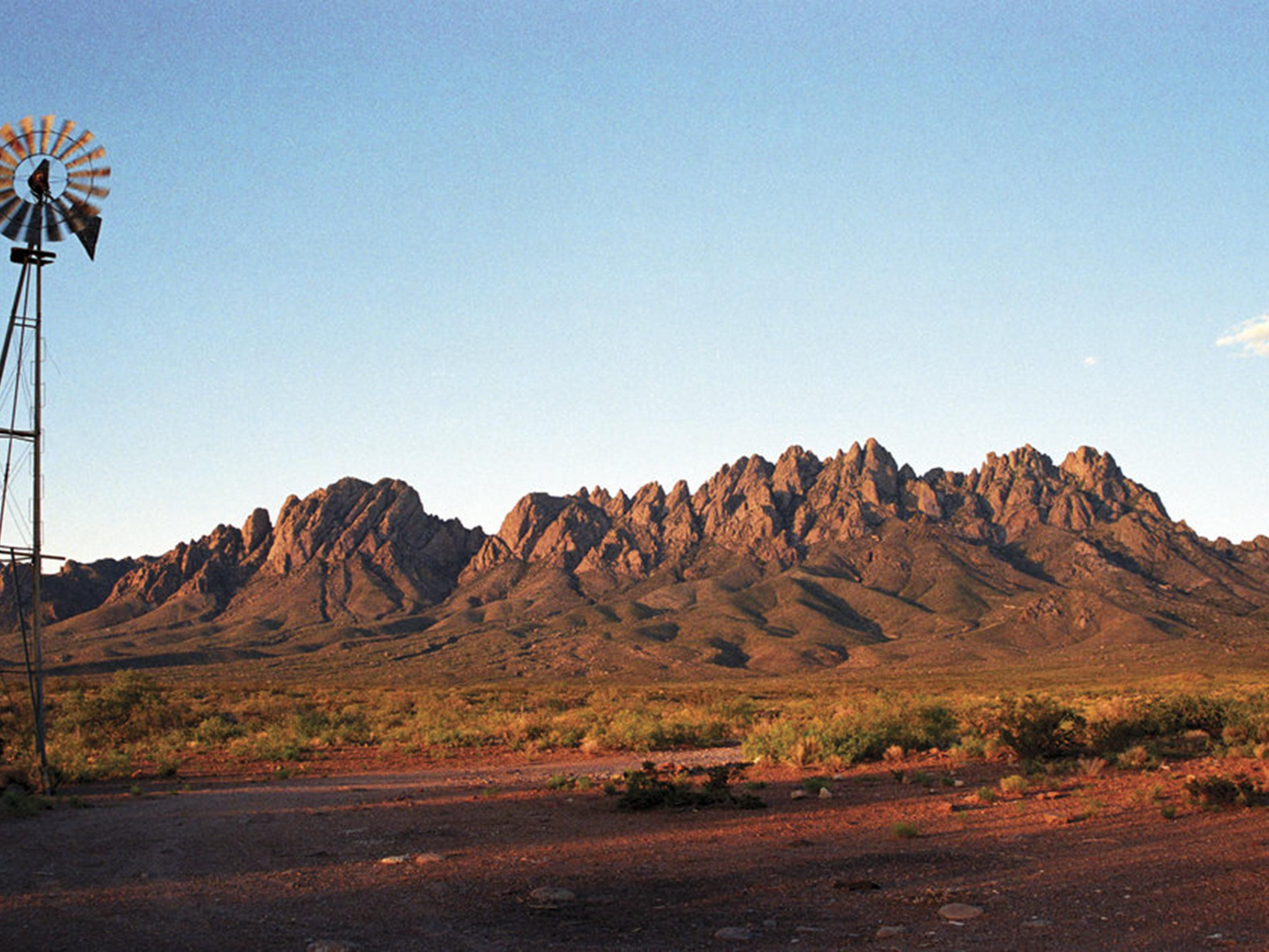 Be sure to visit the Organ Mountains!