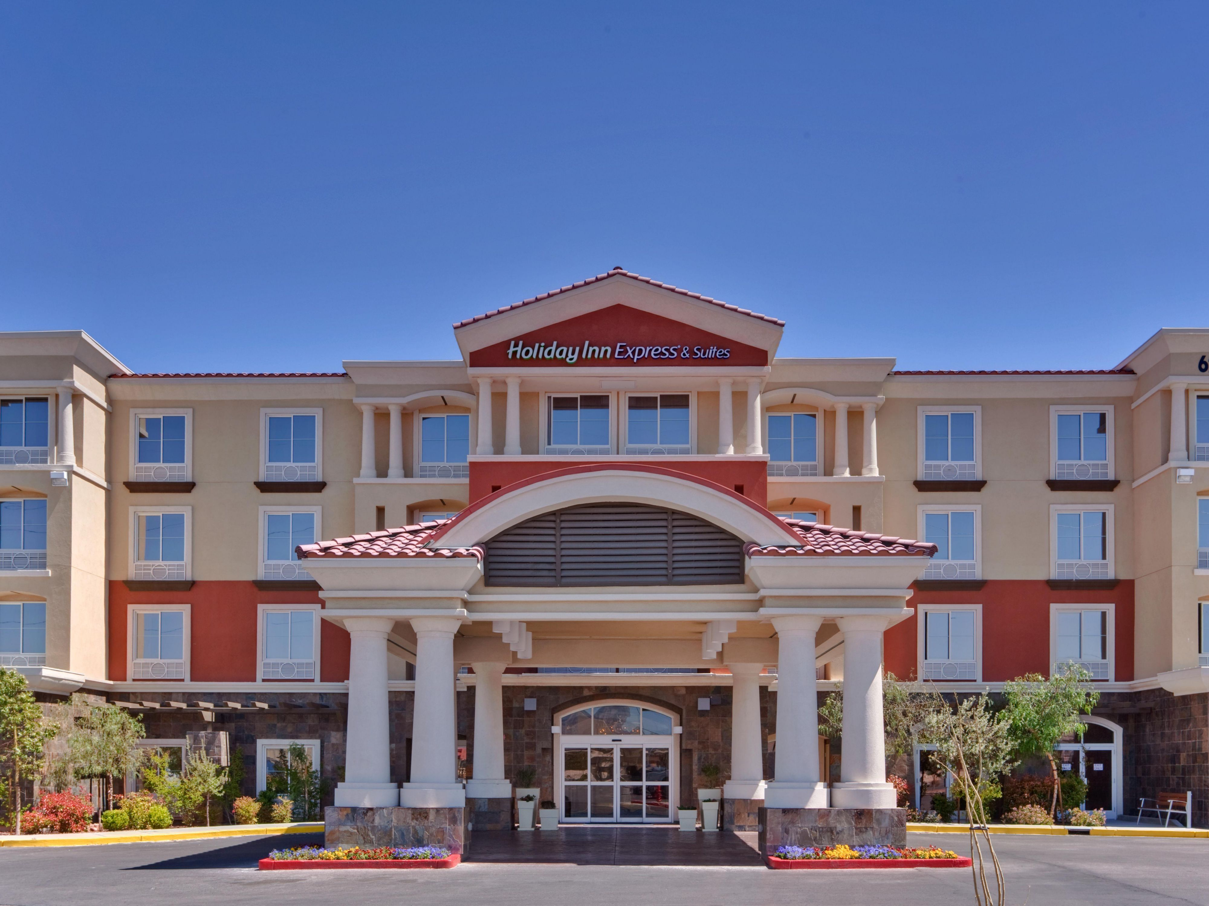 Las Vegas Holiday Inn Express & Suites