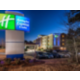 The Holiday Inn Express and Suites Sign
