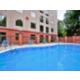 Outdoor Seasonal Swimming Pool - Holiday Inn Express Lawrenceville