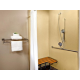 ADA/Handicapped accessible Guest Bathroom with walk-in shower