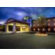 Fachada do hotel
