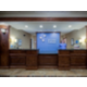 Holiday Inn Express & Suites- Lewisburg, WV Front Desk