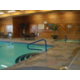 Indoor Pool & Whirlpool at Holiday Inn Express Lexington Nebraska