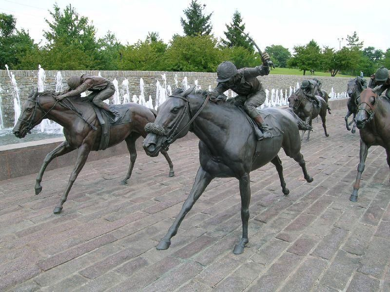 Thoroughbred Park, Downtown Lexington
