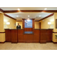 Holiday Inn Express Hotel & Suites Lexington NE Front Desk