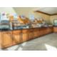 Holiday Inn Express Lexington NE Complimentary Breakfast Bar