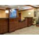 Holiday Inn Express Hotel & Suites Lexington NE Hotel Lobby
