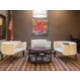 Welcome to Holiday Inn Express Lexington, Nebraska Hotel Lobby