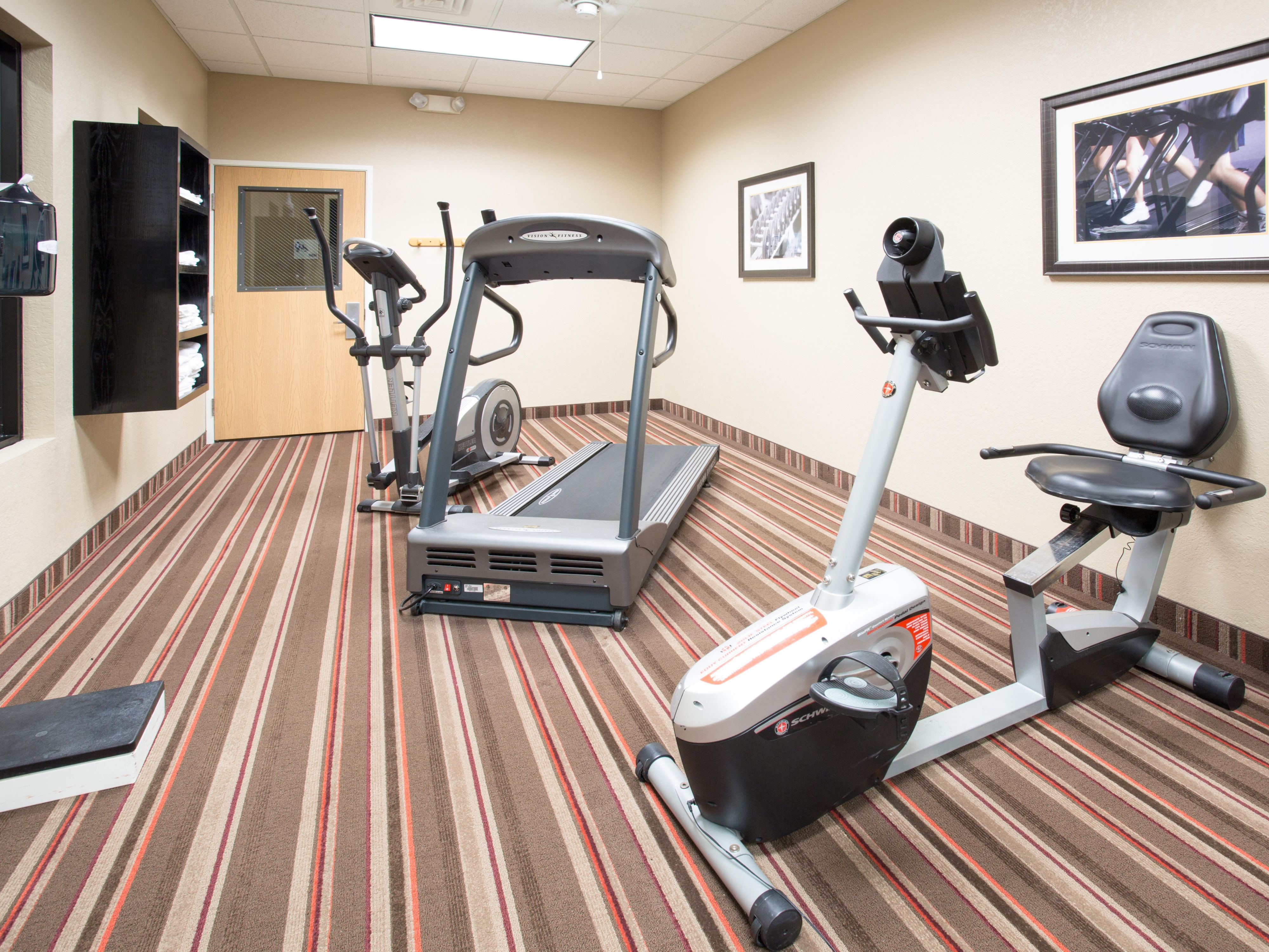 Holiday Inn Express Lexington Nebraska Fitness Center