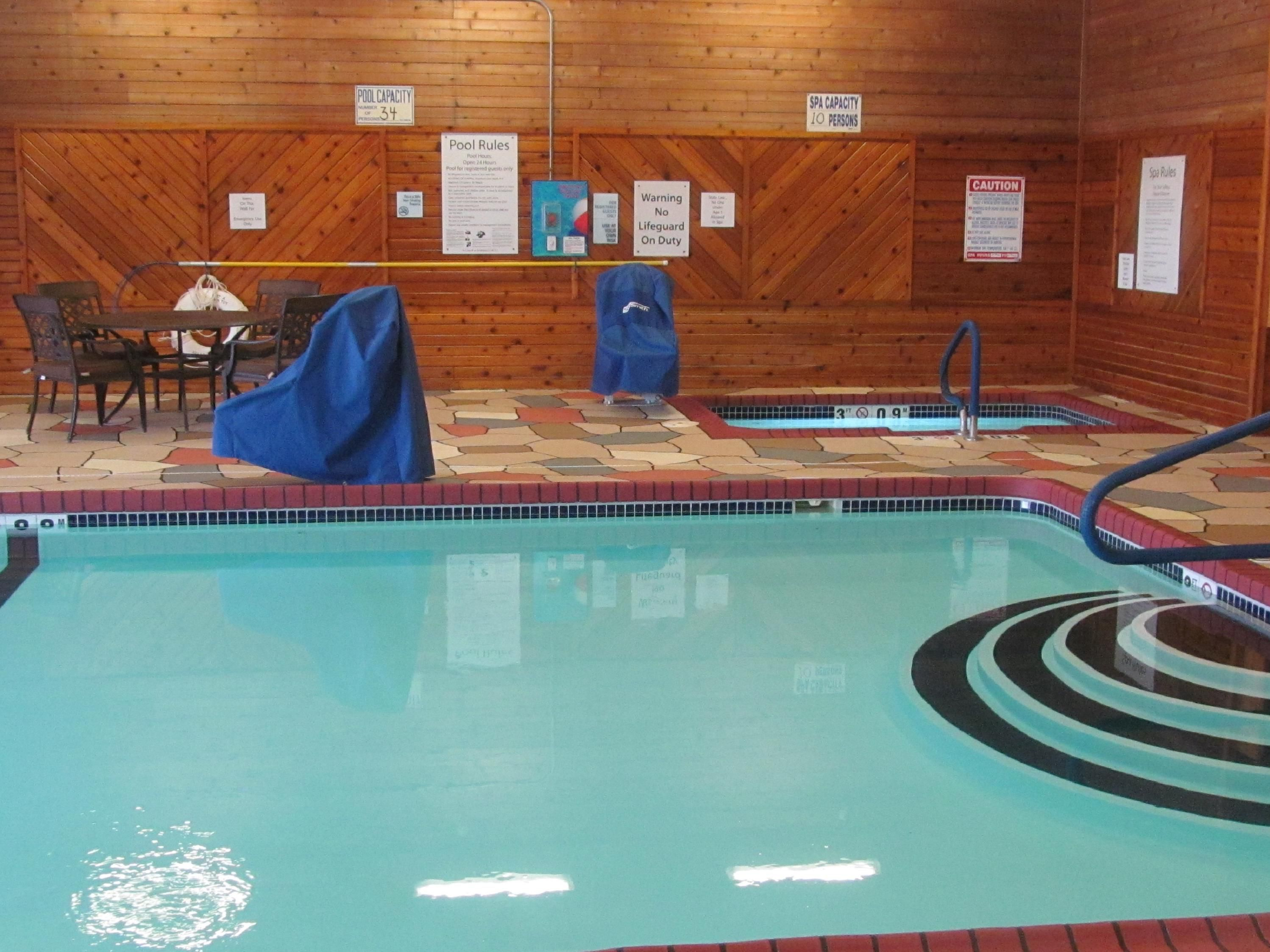 Holiday Inn Express Lexington Nebraska Heated Indoor Pool