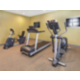 Newly upgraded Fitness Center with Life Fitness equipment