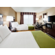 2 Queen Bed Room - Great for families to relax in after the game.