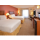 Holiday Inn Express Lincoln - Two Queen Beds Guest Room