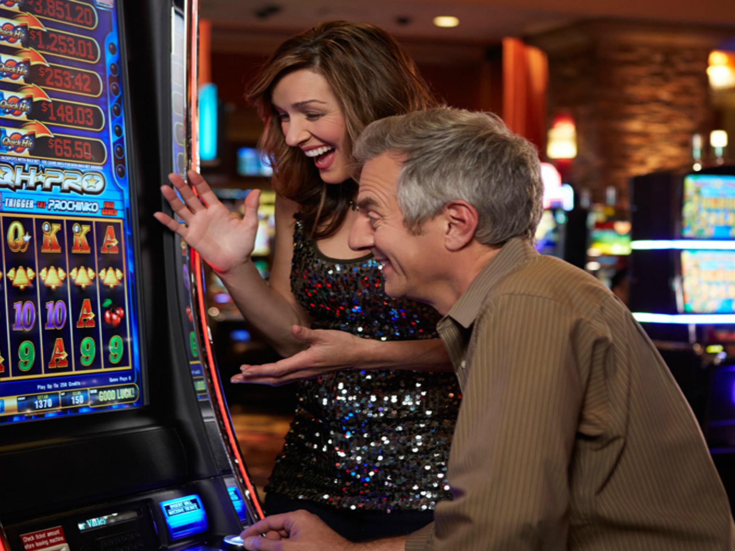 Because Winning is the most Fun at  Thunder Valley Casino