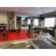 Upscale Fitness Facility With Free Weights