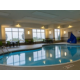 Swimming Pool at the Holiday Inn Express in Litchfield