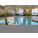 Swimming Pool at the Holiday Inn Express & Suites in Litchfield
