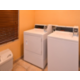 Coin operated washer, dryer and soap dispenser