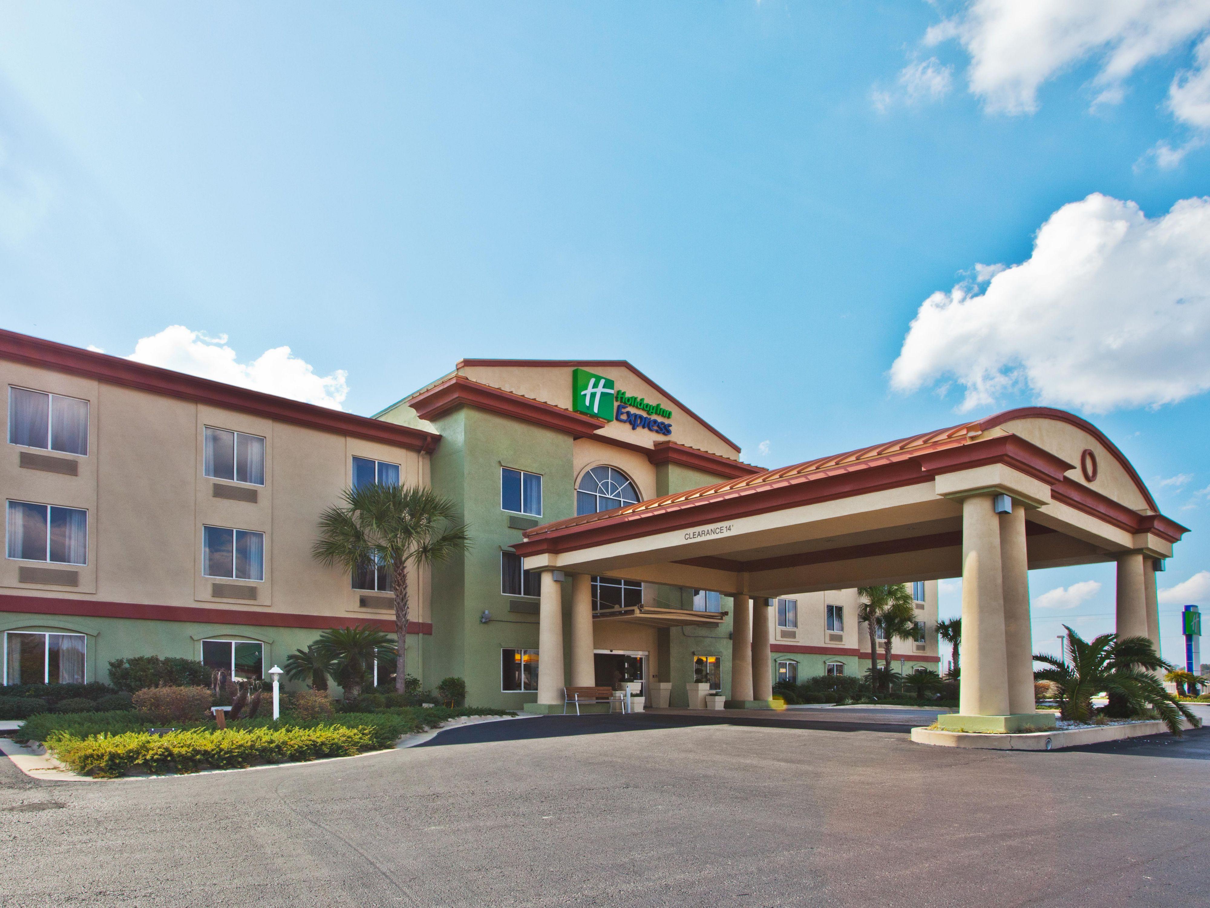 Live Oak Texas Hotels