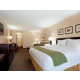 Longmont hotel with one King Bed and pull out sofa sleeper