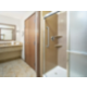 Guest Bathrooms feature walk-in showers