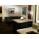1 Bedroom King Suite Living Room with Sitting Bar