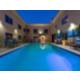 Holiday Inn Express Hollywood Walk of Fame Pool.