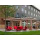 Holiday Inn Express Guest Patio near Lake Monona