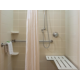 Accessible Roll in Shower Guest Bathroom