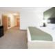 Gästezimmer mit Kingsize-Bett