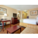 All king bed rooms offer sofa bed, fridge/microwave.