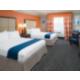 Comfortable Two Queen Guest Room