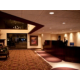 Front Desk At The Hotel Lobby