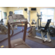 Stay active with our 24 hour fitness room