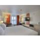 Microwave, Refrigerator & Coffee Maker in each room