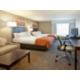 Two Queen Size Guest Suite with a full size sleeper sofa & wet bar