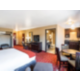 King Executive Suite with Dining Area and Full Size Sofa Sleeper