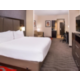 King Bed Hearing Accessible Suite