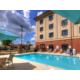 Relaxing Outdoor Swimming Pool